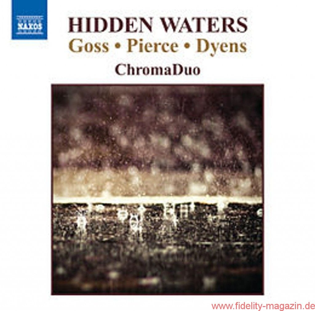 Classidelity Nr. 7 - Hidden Waters ChromaDuo
