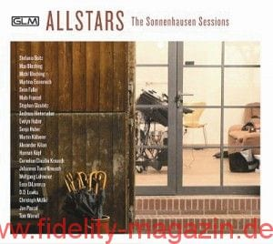GLM ALLSTARS, The Sonnenhausen Sessions