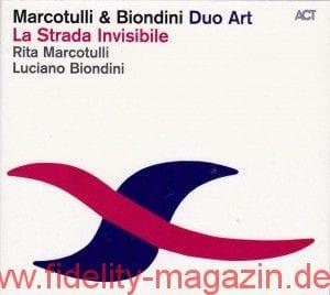 Marcotulli & Biondini, La Strada Invisibile