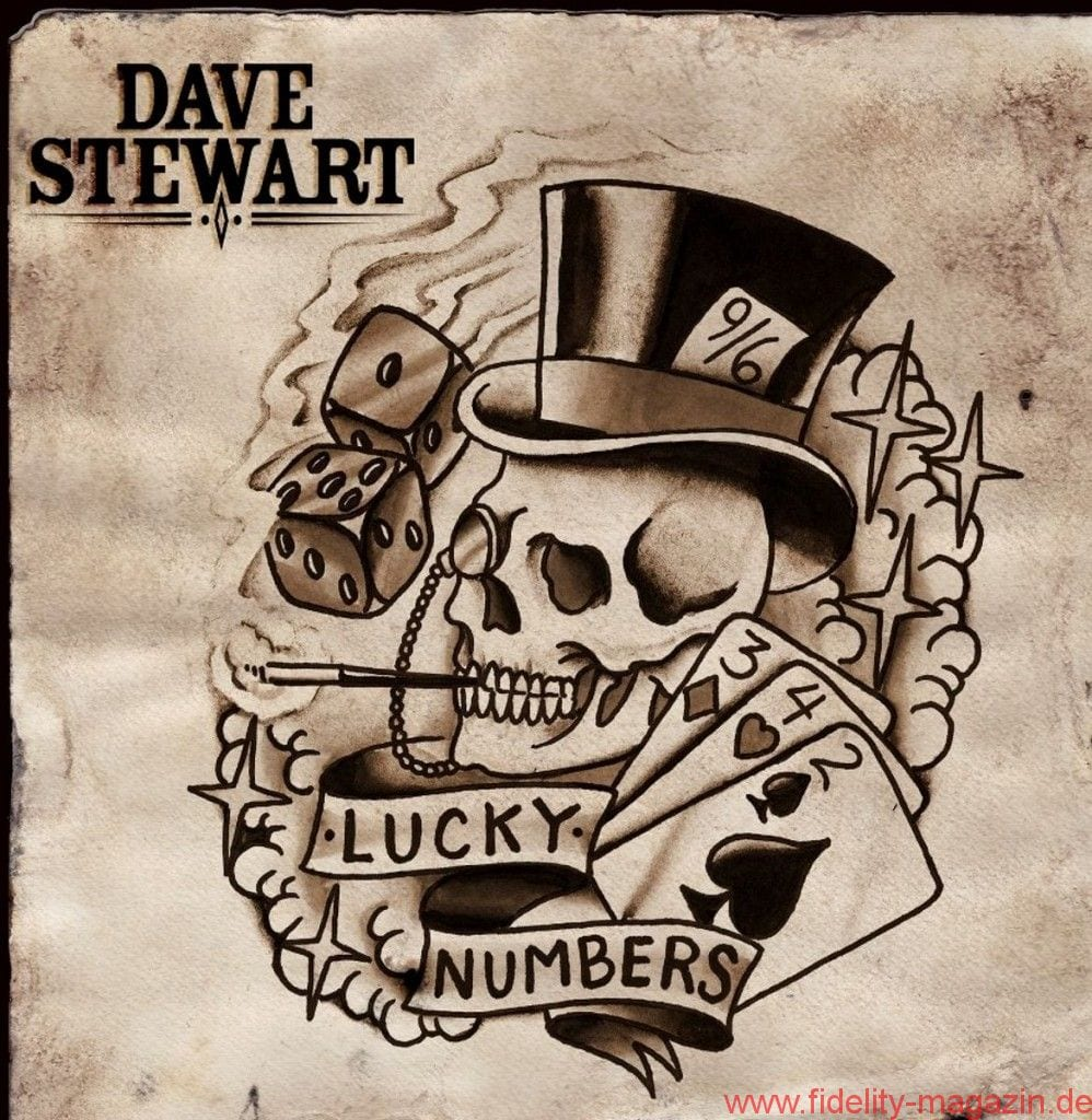Dave Stewart Lucky Numbers