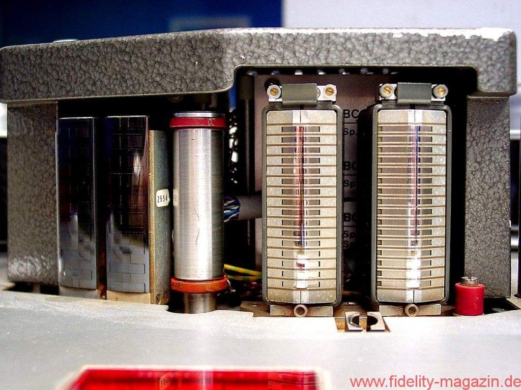 Die Geheimnisse der Tonbandmaschine, Teil 2 - Volles Brett: viele Spuren auf zwei Zoll
