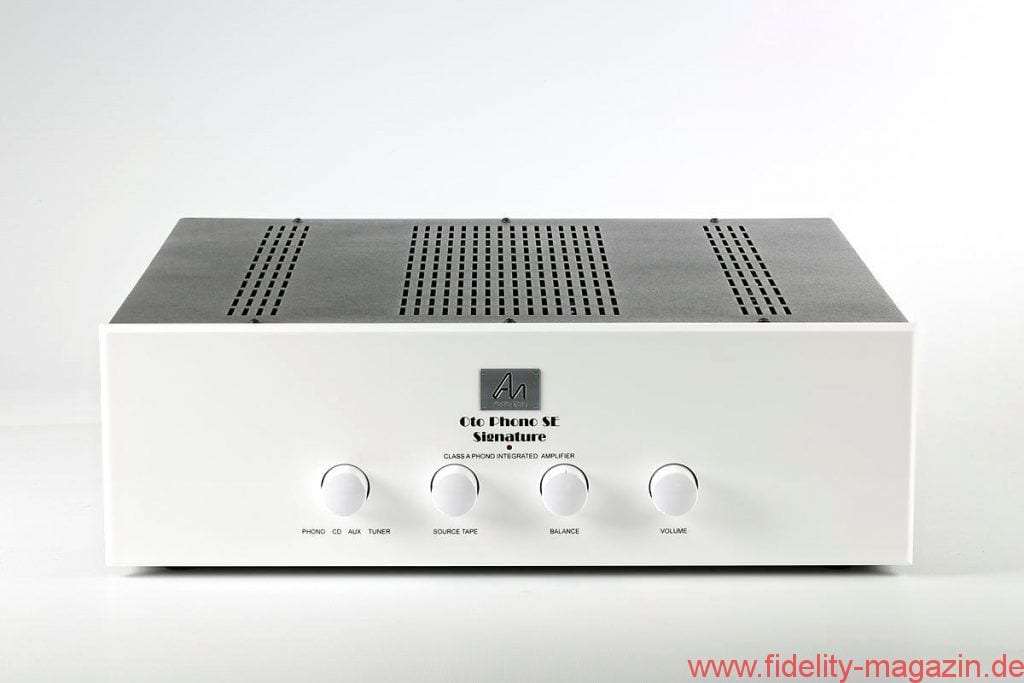 Audio Note OTO Phono SE Signature