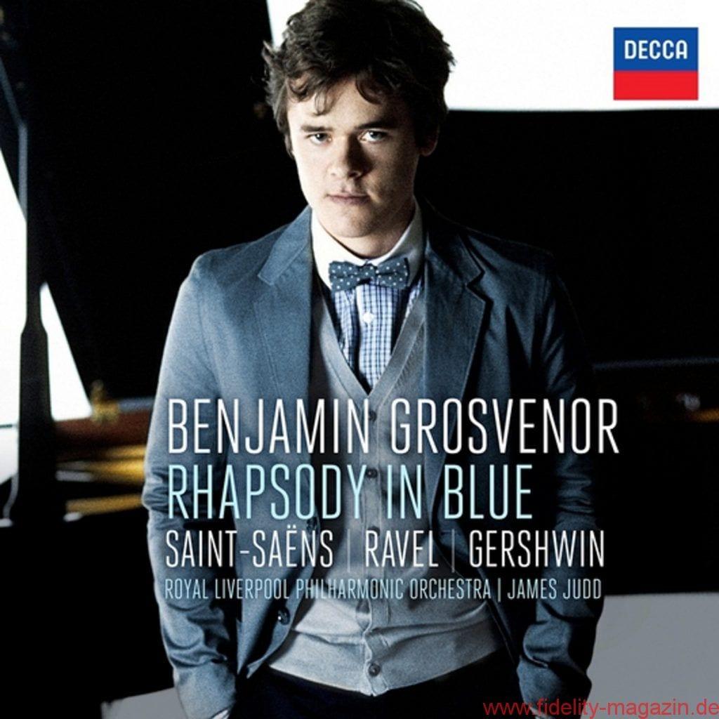 Benjamin Grosvenor