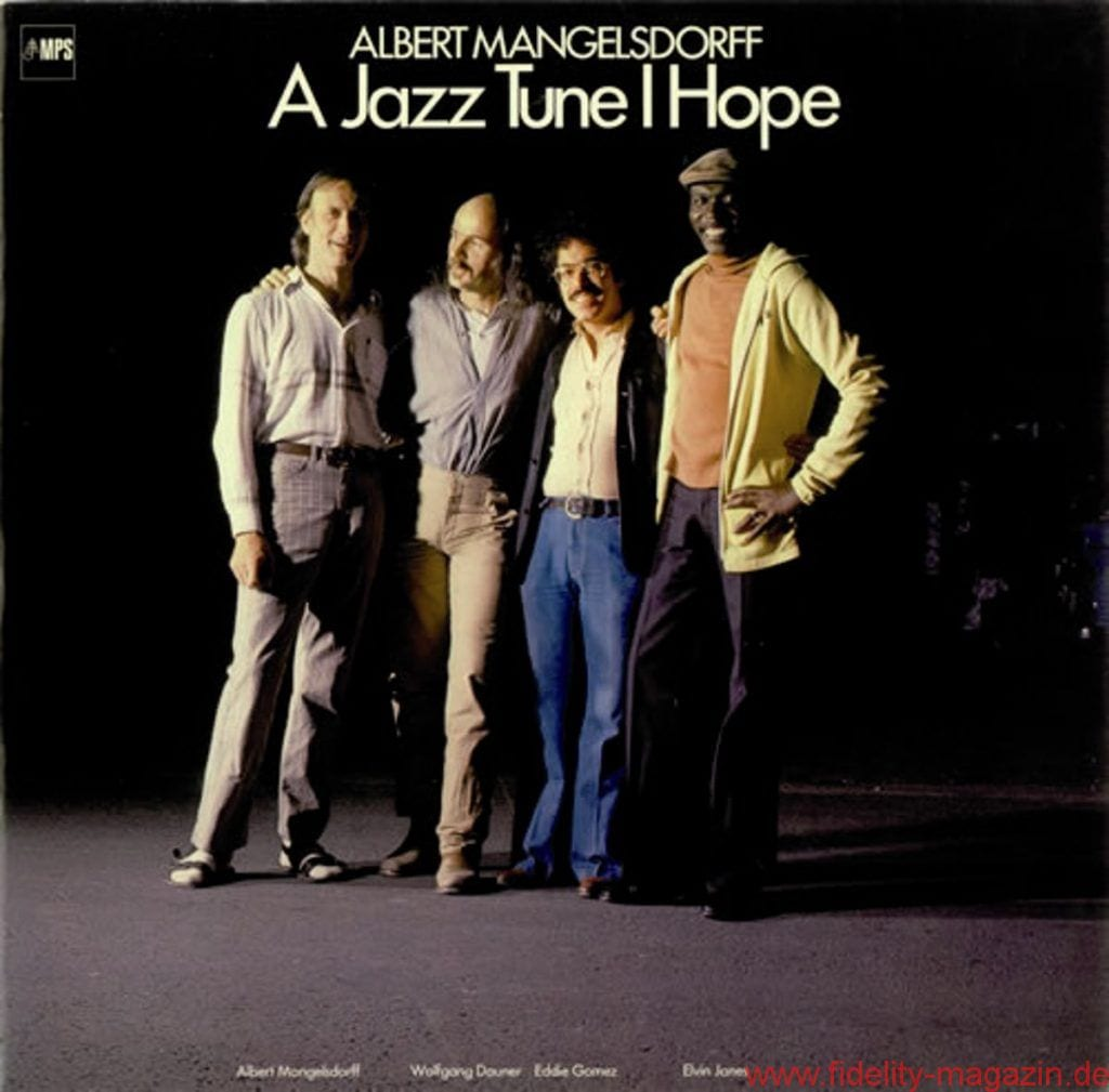 Albert Mangelsdorff – A Jazz Tune I Hope