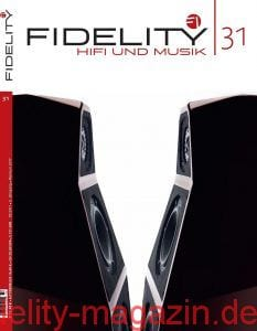 FIDELITY 31 Cover