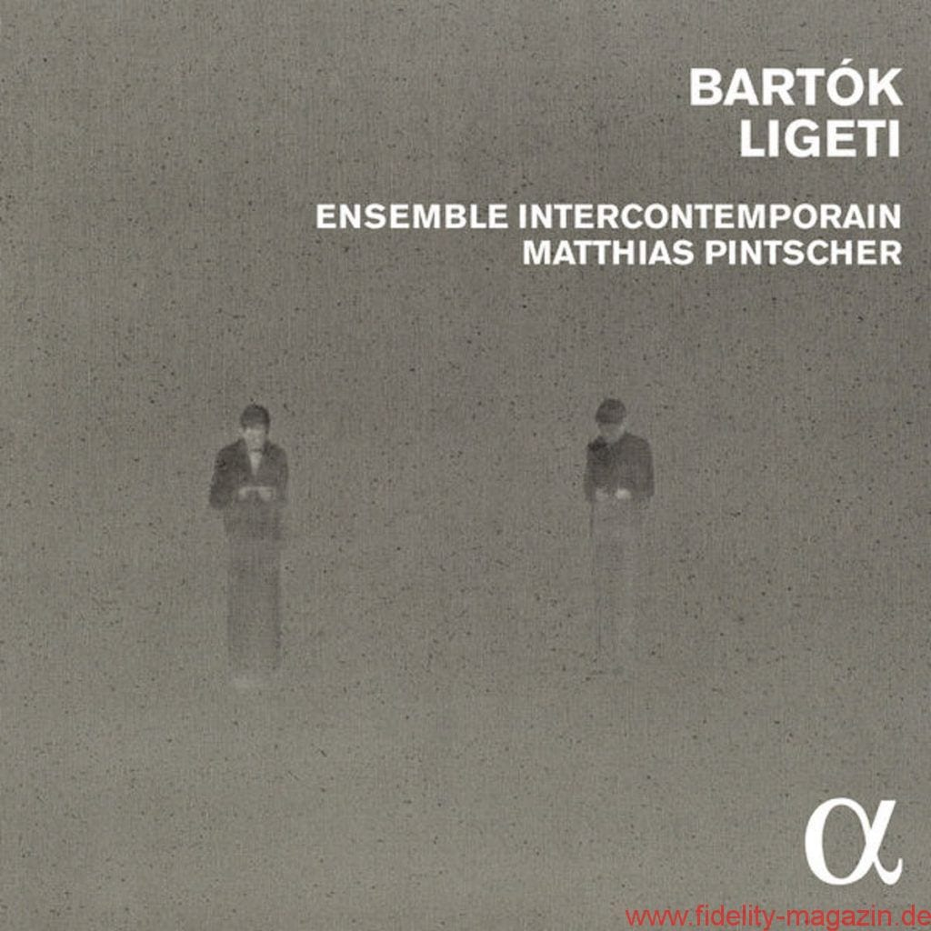 Bartok, Ligeti