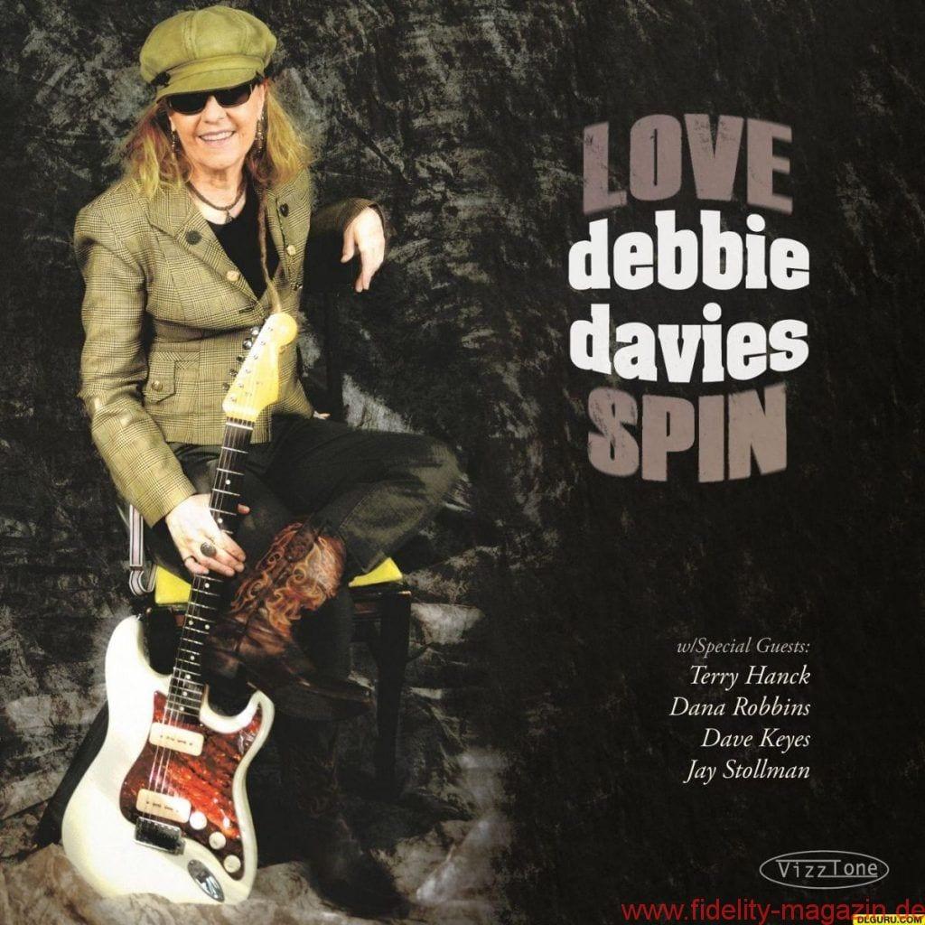 Debbie Davies – Love Spin