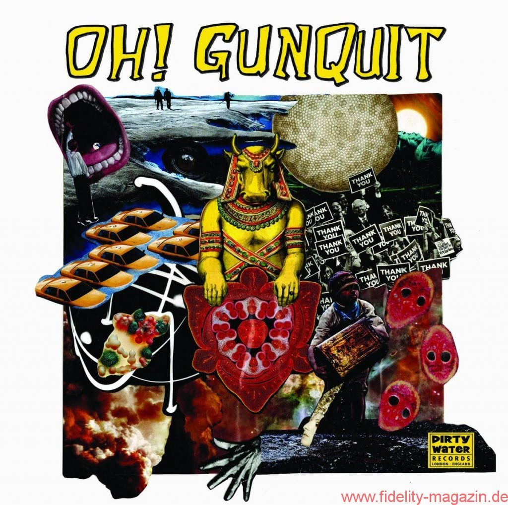 Oh! Gunquit – Eat Yuppies and Dance