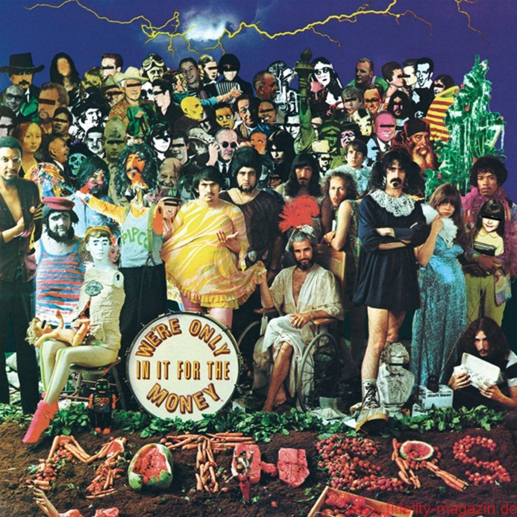 Frank Zappa & The Mothers Of Invention – We're Only In It For The Money