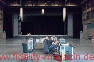 FIDELITY zu Gast bei ... Vovox - PA neu Luzerner Saal