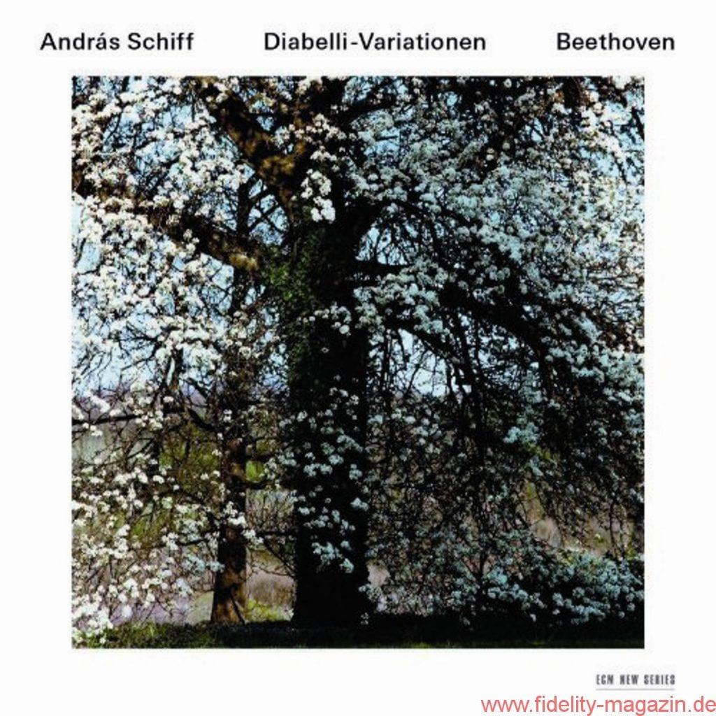 András Schiff – Ludwig van Beethoven: Diabelli Variationen Op. 120