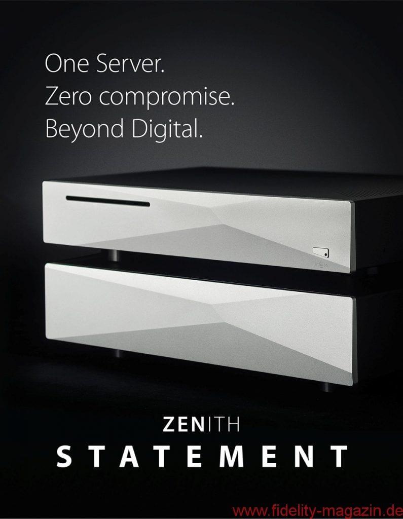 Innuos ZENith Statement
