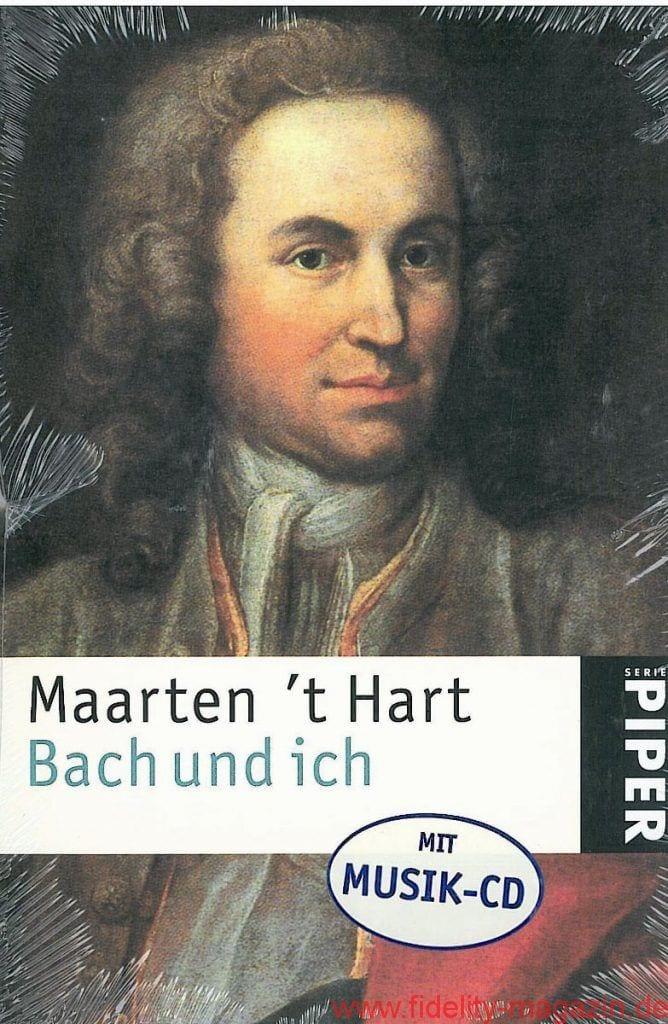 Maarten 't Hart – Bach und ich