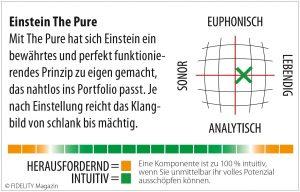 Einstein Audio The Pure Navigator