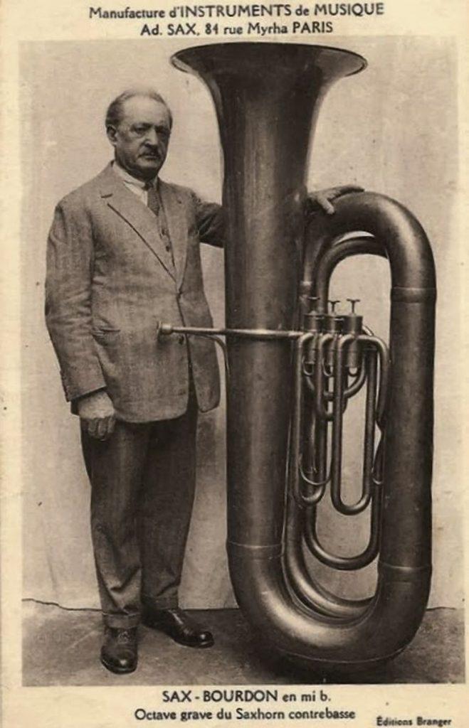Musiklexikon Sax