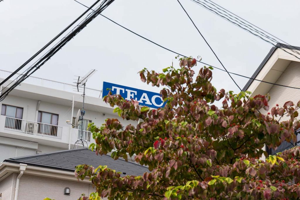 TEAC Manufacturing Services, TMS, Tokyo, Japan