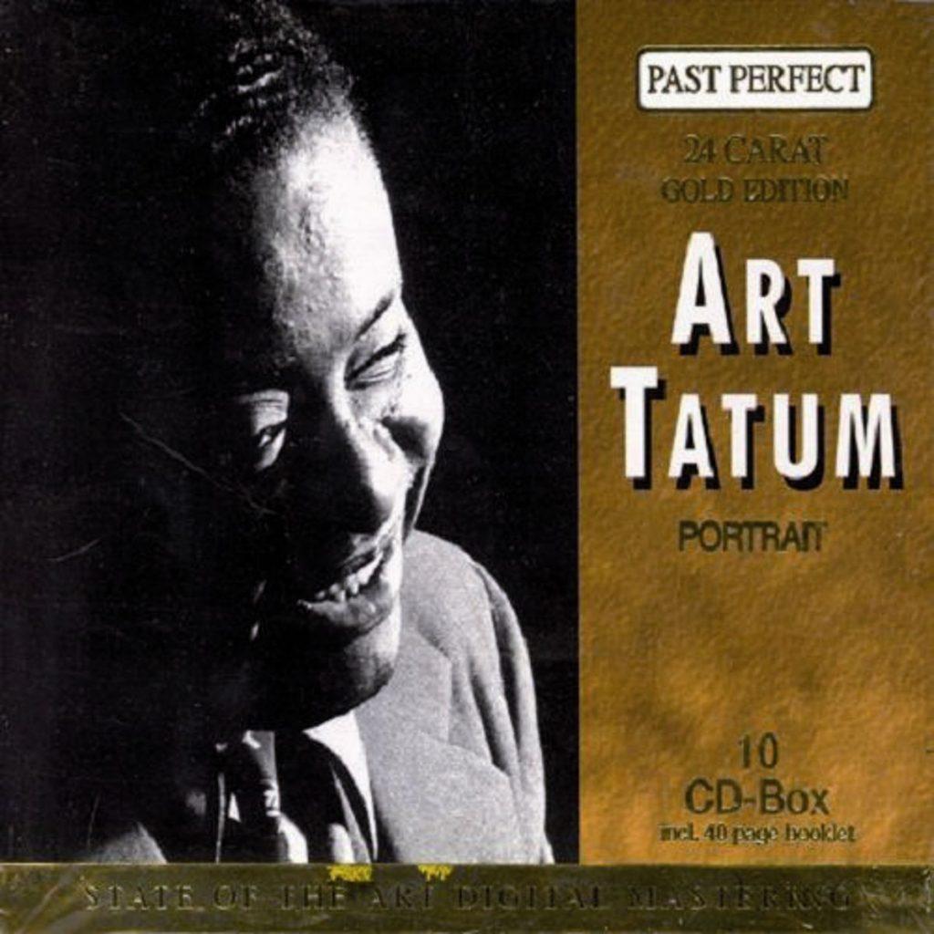 Art Tatum - Portrait