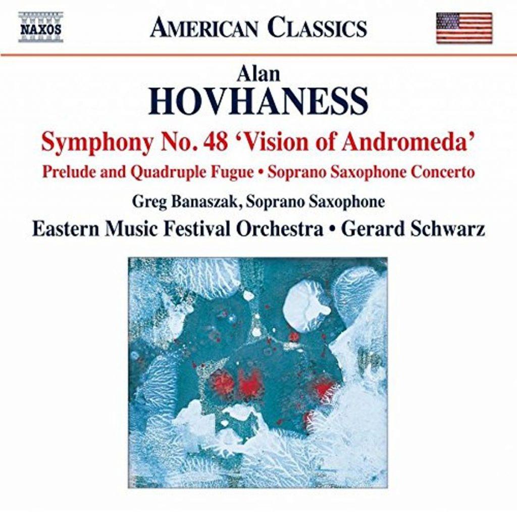 Hovhaness – Sinfonie Nr. 48, Saxofonkonzert u.a.