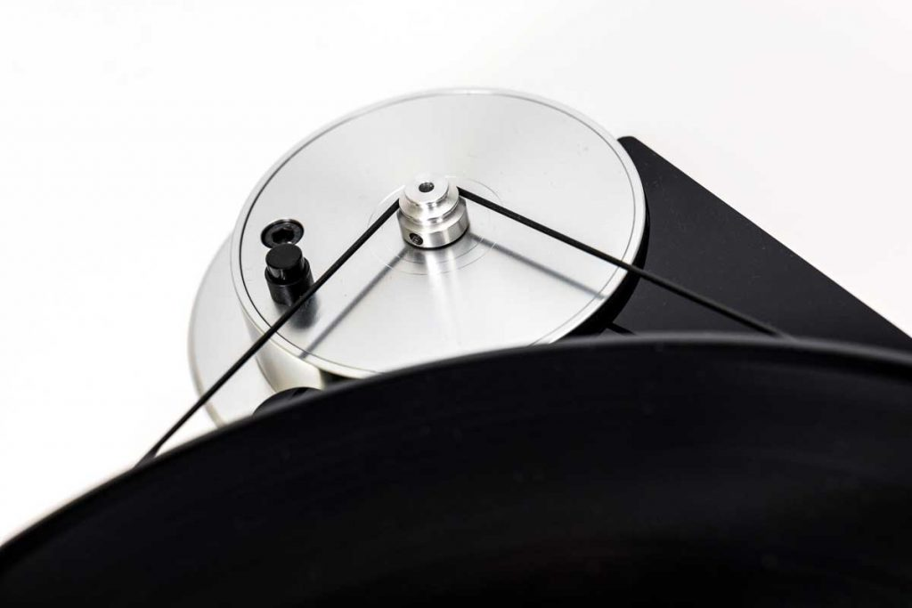 Input Audio Transformer Plattenspieler