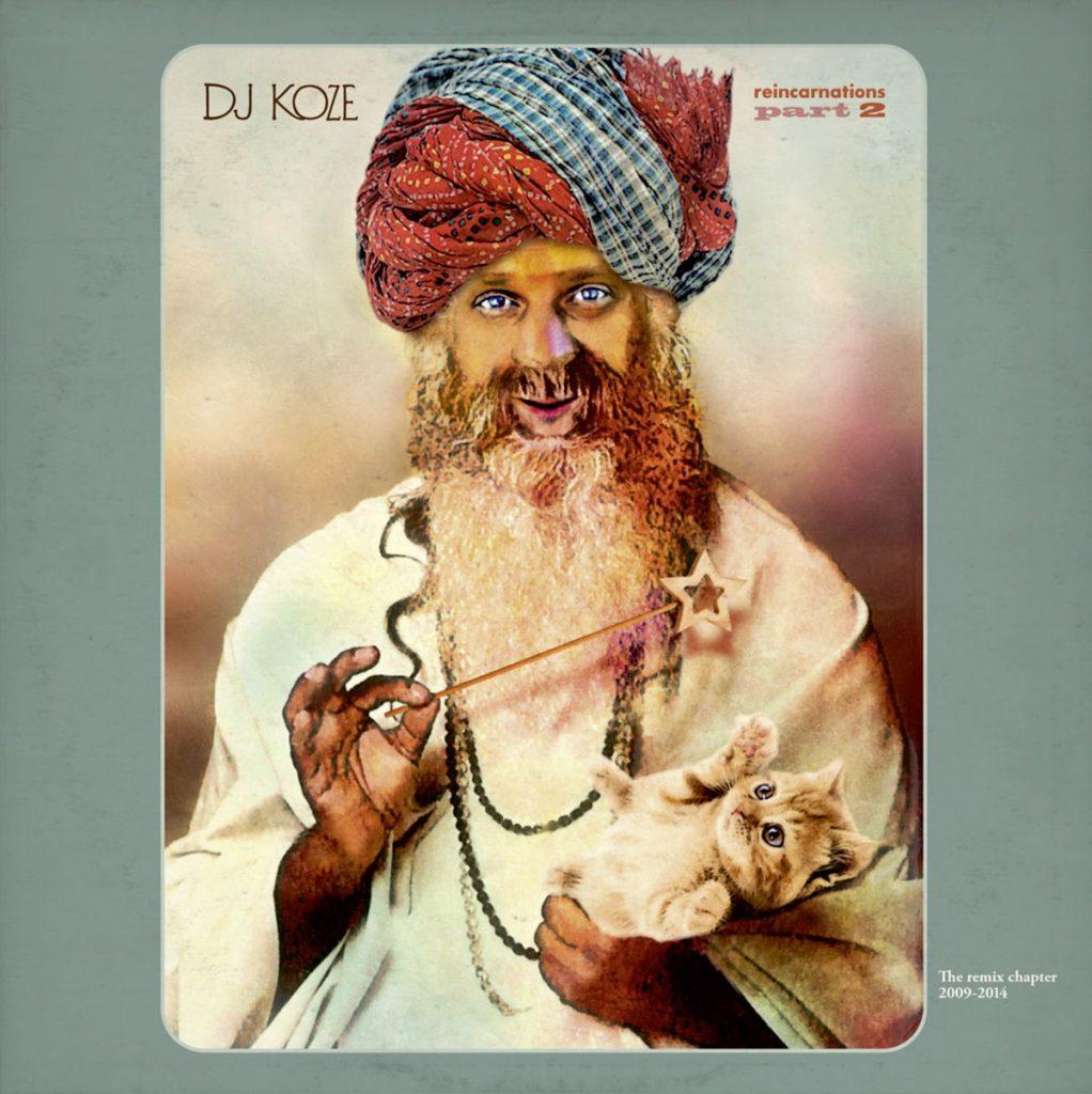 DJ Koze – Reincarnation Pt.2