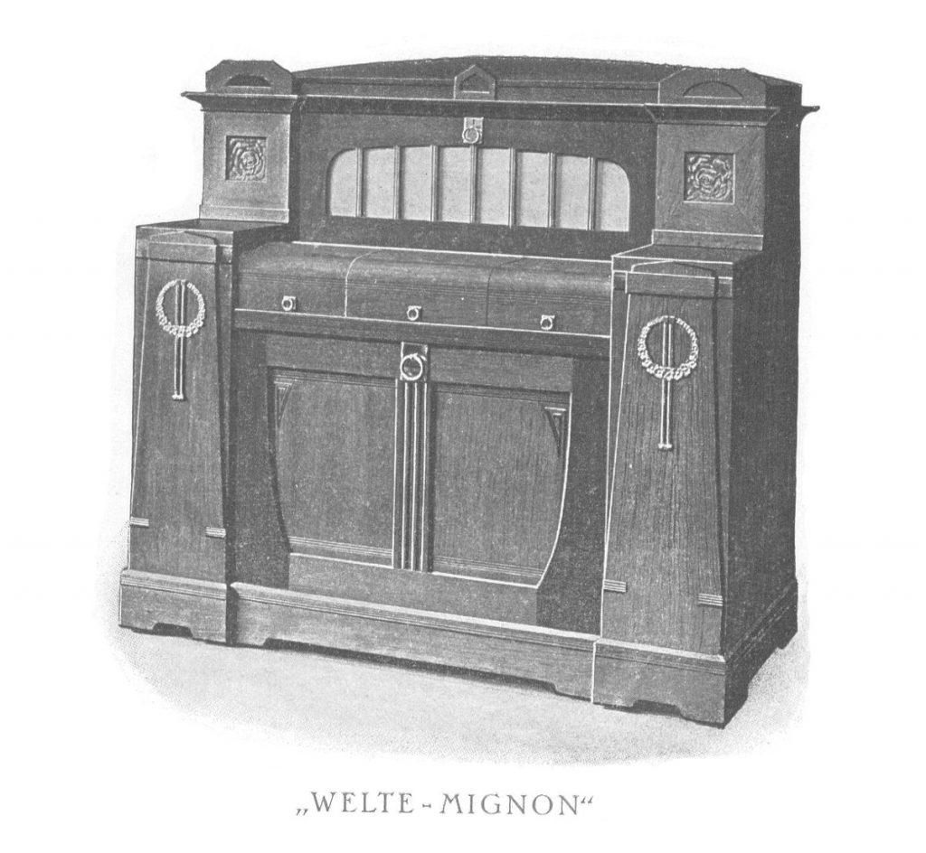 Musiklexikon Welte-Mignon