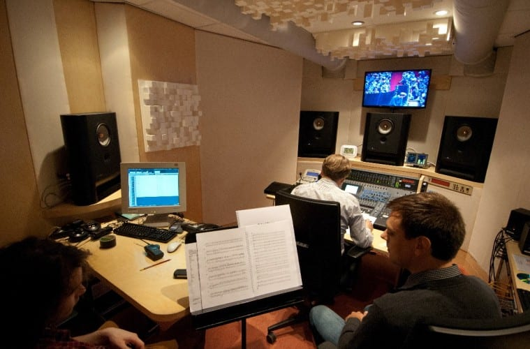 Grimm Audio LS1 in Concertgebouw Studio