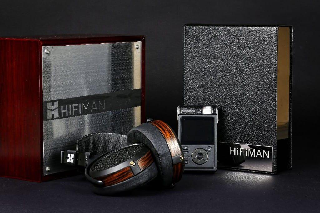 HiFiman HE-560 + HM-901   1