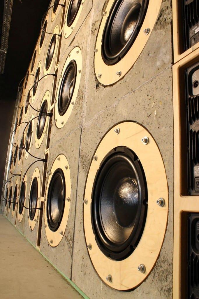 Wall of Bass 2