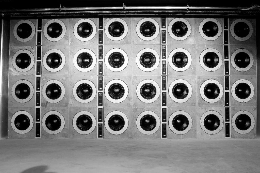 Wall of Bass 4