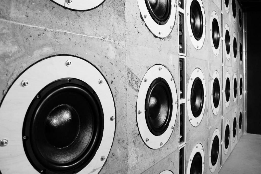 Wall of Bass 5
