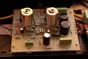 Audio Note P1 SE und M1