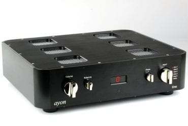 Ayon Audio Eris/Crossfire PA
