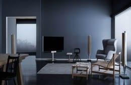 Bang&Olufsen BeoVision Avant - magischer neuer Fernseher! Ja, das hat nichts mit Musikwiedergabe zu tun. Es ist trotzdem High End auf allerhöchstem Niveau