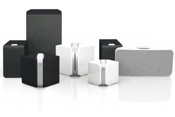 Dynaudio lanciert neuen kabellosen HD-Streaming-Player BLUESOUND in Deutschland Vier digitale Modelle funktionieren einzeln oder miteinander vernetzt