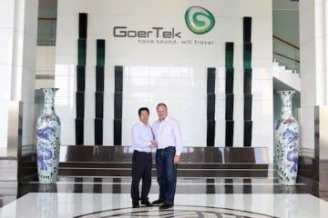Dynaudio macht sich fit für die Zukunft und wird nun Teil der im Micro-Audio-Segment führenden GoerTek Inc. aus Weifang in China.