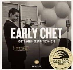 Die von jazzhaus im Oktober 2013 veröffentlichte LP Early Chet – Chet Baker in Germany 1955-1959 ist mit dem Preis der deutschen Schallplattenkritik ausgezeichnet und in die Bestenliste 1/2014 aufgenommen worden.