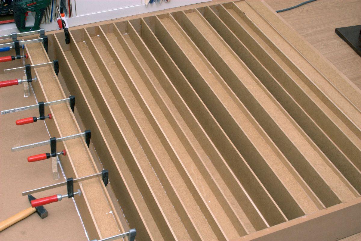akustik diffusor selber bauen. Black Bedroom Furniture Sets. Home Design Ideas