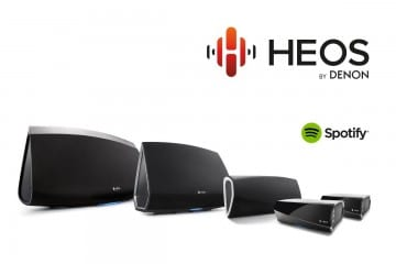HEOS by Denon und Spotify Connect®: