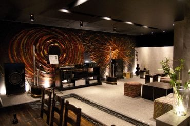 Minakami Das vermutlich einzige HiFi- und Jazz-Restaurant Deutschlands findet sich in Berlin.