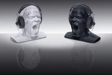 Der neue Kopfhörerständer in Form des Oehlbach Kopf kombiniert extravagantes Design mit praktischem Nutzen.