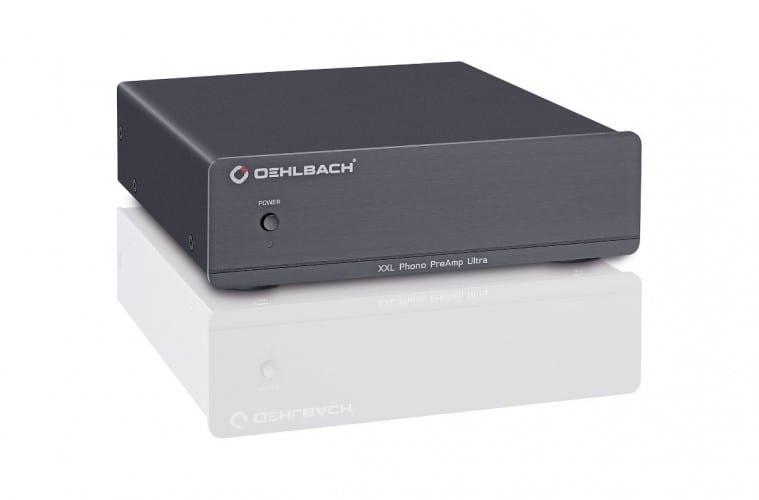 Oehlbach präsentiert den neuen High End Phono-Vorverstärker für die perfekte Kombination mit vorhandenen HiFi-Komponenten