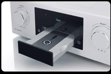 DSD-PCM Player PDP 3000 HV