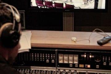 Schallplatten-Direktschnitt