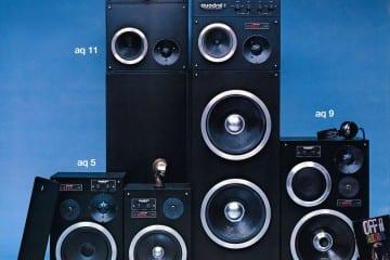 Besitzer eines gut gepflegten quadral AQ 5 oder AQ 9 Lautsprechers aus dem Jahr 1978 haben gute Chancen, eine Reise zur HIGH END 2014 in München zu gewinnen.