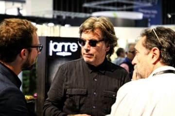 Jean Michel Jarre Interview 2014 über Jarre Technologies