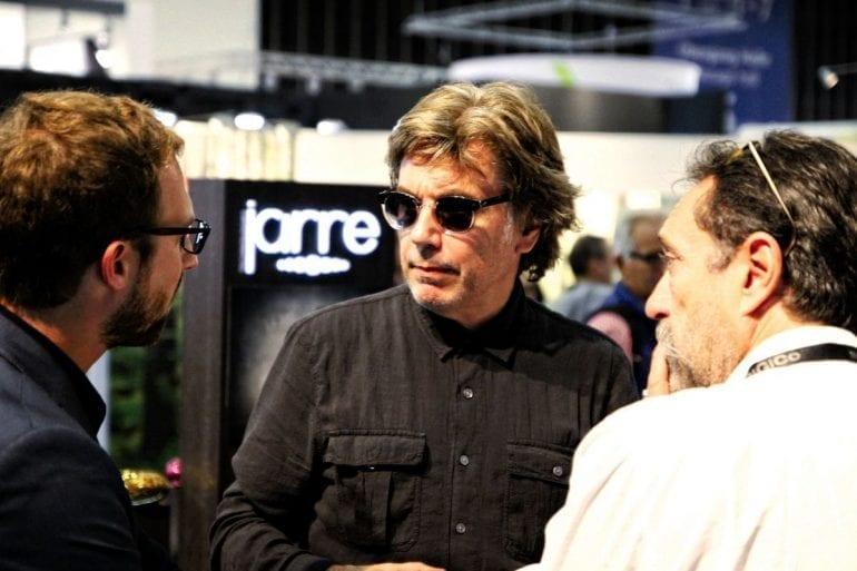 Jean Michel Jarre Interview 2014 über Jarre Technologies