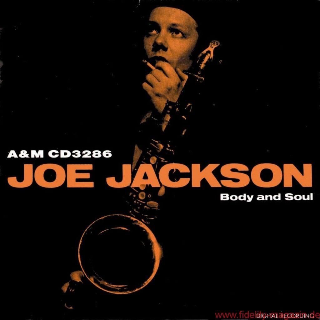Joe Jackson: Body And Soul (A&M 395 000-1)