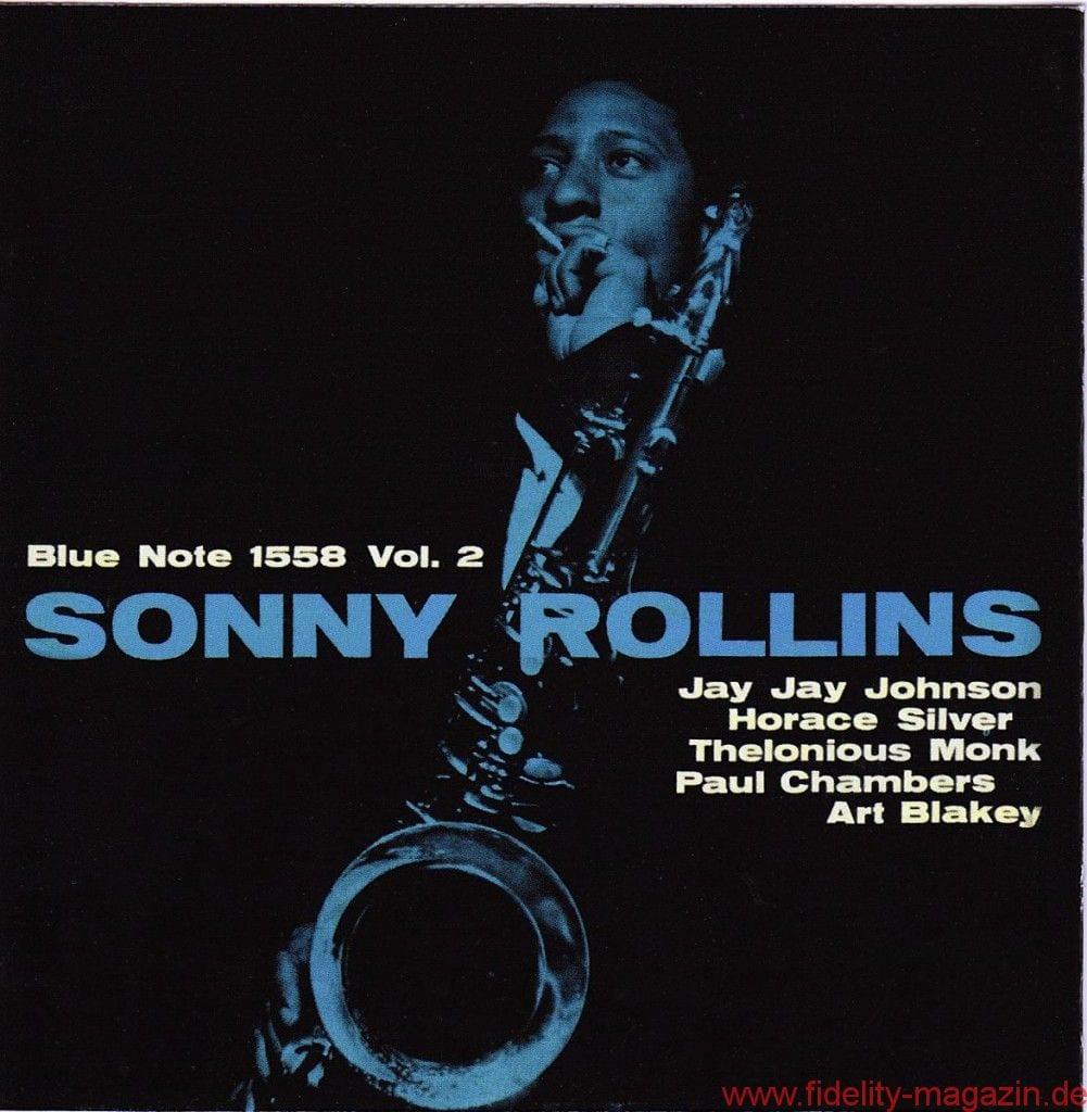 Sonny Rollins: Vol. 2 (Blue Note 81558)