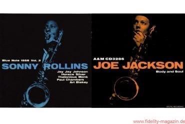 Sonny Rollins & Joe Jackson