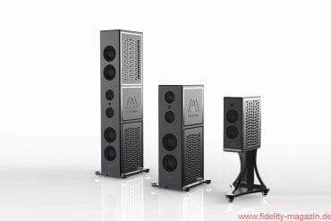 AVID Reference Loudspeakers